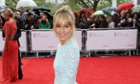 Sienna Miller attends the BAFTA TV Awards 2013