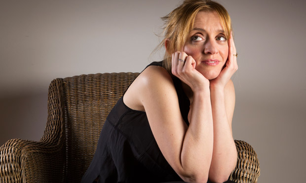 Anne marie duff i wondered if i should lie about my background