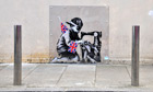Banksy, Poundland, Wood Green
