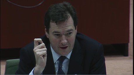George Osborne at Ecofin, May 14th 2013