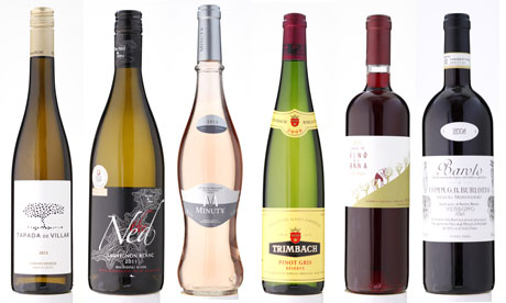 Six wines to serve with vegetable dishes