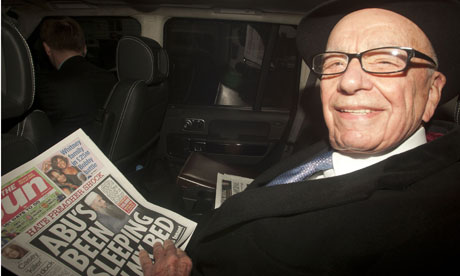 Rupert Murdoch, 17 Feb 2012