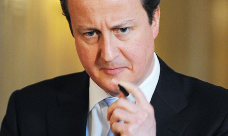 David Cameron has had to go further than originally announced on an EU referendum