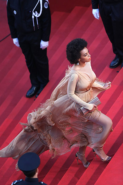 Day One Cannes : Day one on the red carpet at Cannes Film Festival