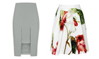 Get the look - origami skirts