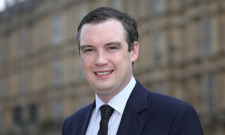 Stockton South MP James Wharton who came top of the annual ballot of MPs to scoop the chance to put forward EU referendum legislation to take effect in 2017.