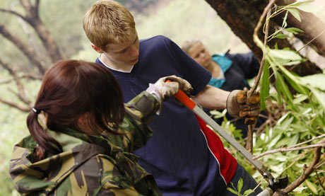 National Trust Youth Discovery