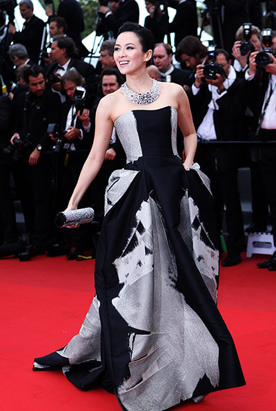 Cannes 2013 Day Two: The Bling Ring Premiere