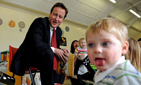 David Cameron hints coalition will reach compromise over childcare