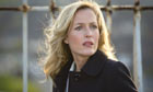 Finding unexpected weirdness ... Gillian Anderson as detective Stella Gibson in The Fall. Photograph: Steffan Hill/BBC/Artists Studio/