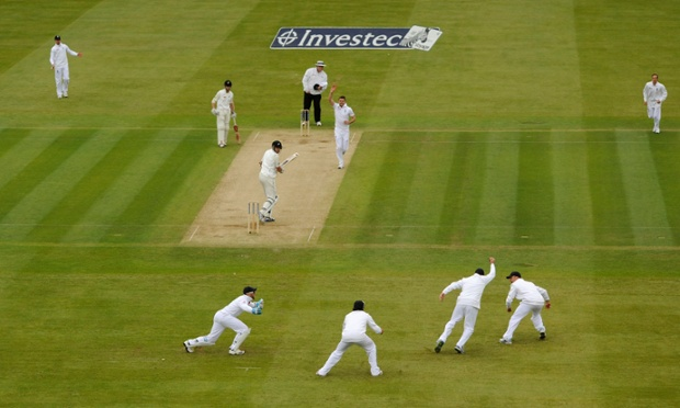 Jimmy Anderson's 300th wicket