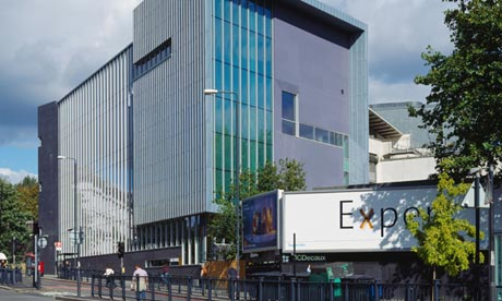 Central School of Speech and Drama in London