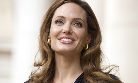 Angelina Jolie has had double mastectomy