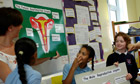 Sex education at a school in Lambeth