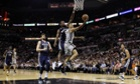 San Antonio Spurs' Tony Parker vs Memphis Grizzlies