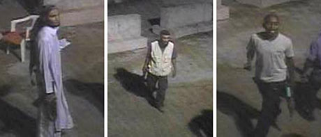Three suspects wanted by the FBI over the Benghazi US consulate attack in Libya