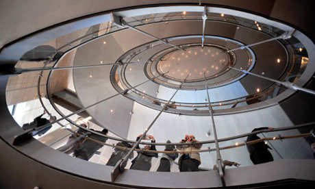 Mariinsky staircase