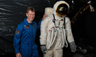 Major Tim Peake stole my space age daydream