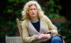 Film director Anna Hall who has made a documentary for Channel 4's Dispatches called Hunting Britain's Sex Gangs. Photograph: Christopher Thomond for the Guardian