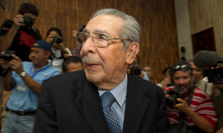 Guatemala overturns former dictator's genocide conviction