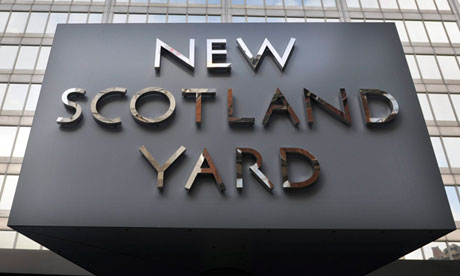 New Scotland Yard headquarters