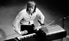 Ray Manzarek performing with The Doors in 1968