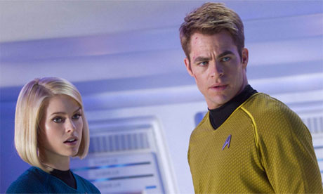 Damon Lindelof admits that Alice Eve's underwear scene in 'Star Trek Into ...