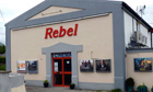 Rebel Cinema, Bude