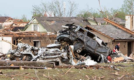 Why was the Oklahoma tornado so dangerous? | World news | theguardian