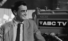Eddie Braben started writing for Ken Dodd when he had a fruit and vegetable stall in Liverpool, and the comedian was appearing at the Empire theatre.  Photograph: The Graham Stark Photographic Library/Getty Images
