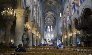 French historian kills himself at Notre Dame Cathedral after gay marriage rant
