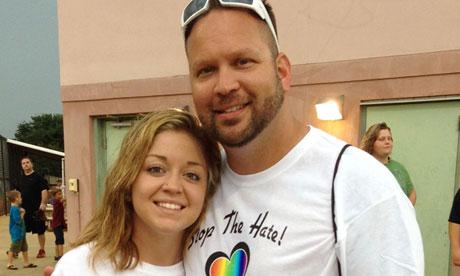 Kaitlyn Hunt and Steve Hunt
