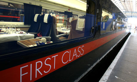 First class rail travel – without breaking the bank