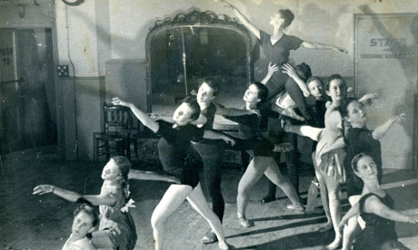 Ballet Rambert in the 1930s