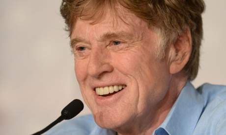 Robert Redford attends the All Is Lost Press Conference during the 66th Annual Cannes Film Festival.