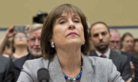 Lois Lerner, IRS.