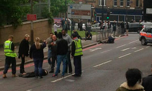 Man killed in deadly terror attack in London street