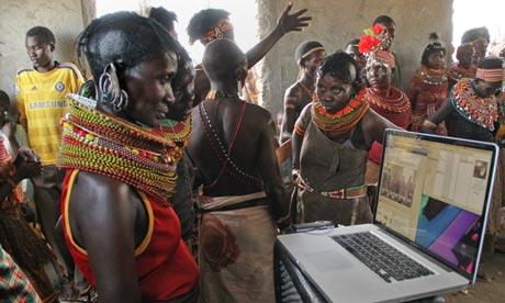 Kenyans technology