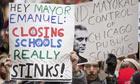 Chicago demonstrators