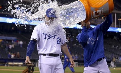 After early season success the Kansas City Royals have gone cold in May.