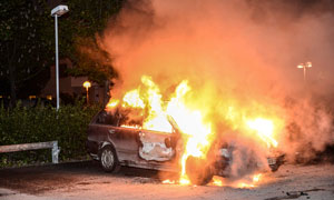 Swedish riots rage for fourth night