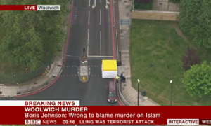 Woolwich attack – suspect named: reaction and latest developments