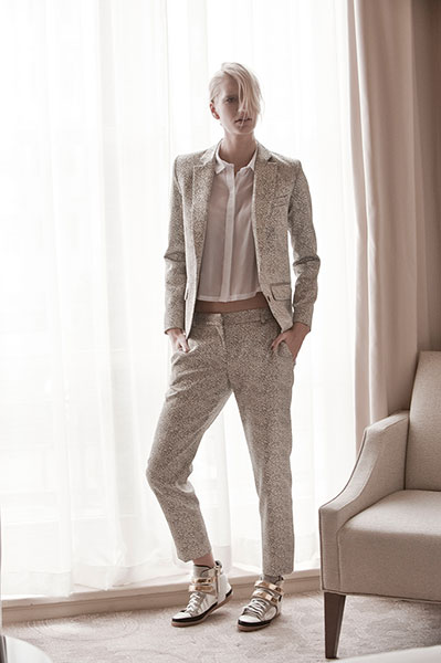 Women 39 S Tailoring Seven Different Looks In Pictures Fashion The Guardian