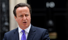 David Cameron said the Woolwich murder was 'solely and purely' the responsibility of the attackers