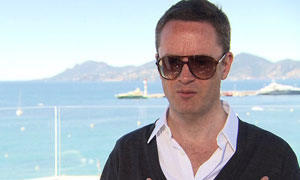 Nicolas Winding Refn talks about Only God Forgives at the Cannes film festival
