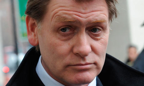 Eric Joyce denies being charged with breach of peace