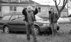 A fillm still from Nebraska, directed by Alexander Payne