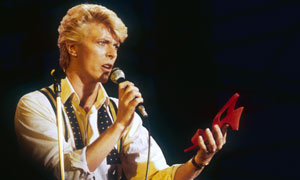 David Bowie's TV appearances: a history