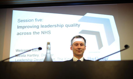 Jeremy Hunt, the secretary of state for health: Hunt's attempt to blame the GP contract is, even by