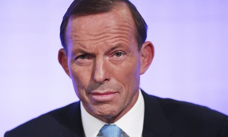 Would a less hectoring tone make Tony Abbott prime minister material?
